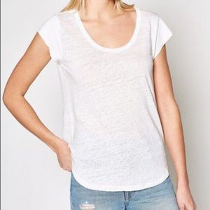 JOIE Neyo Linen T-Shirt